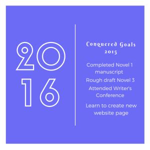 2016 Resolutions Blog
